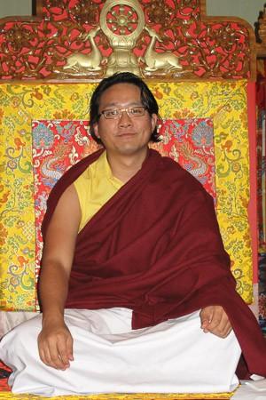 Gyana Vajra Rinpoche