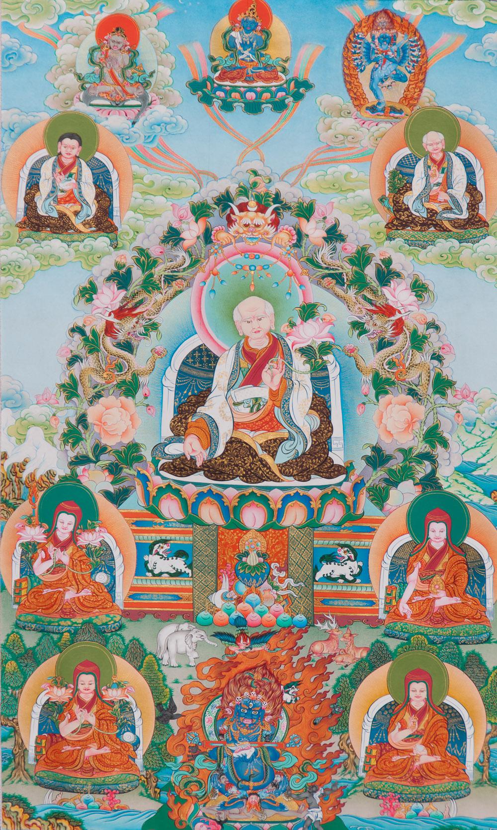 The Sakya Tradition : sakyabristol org