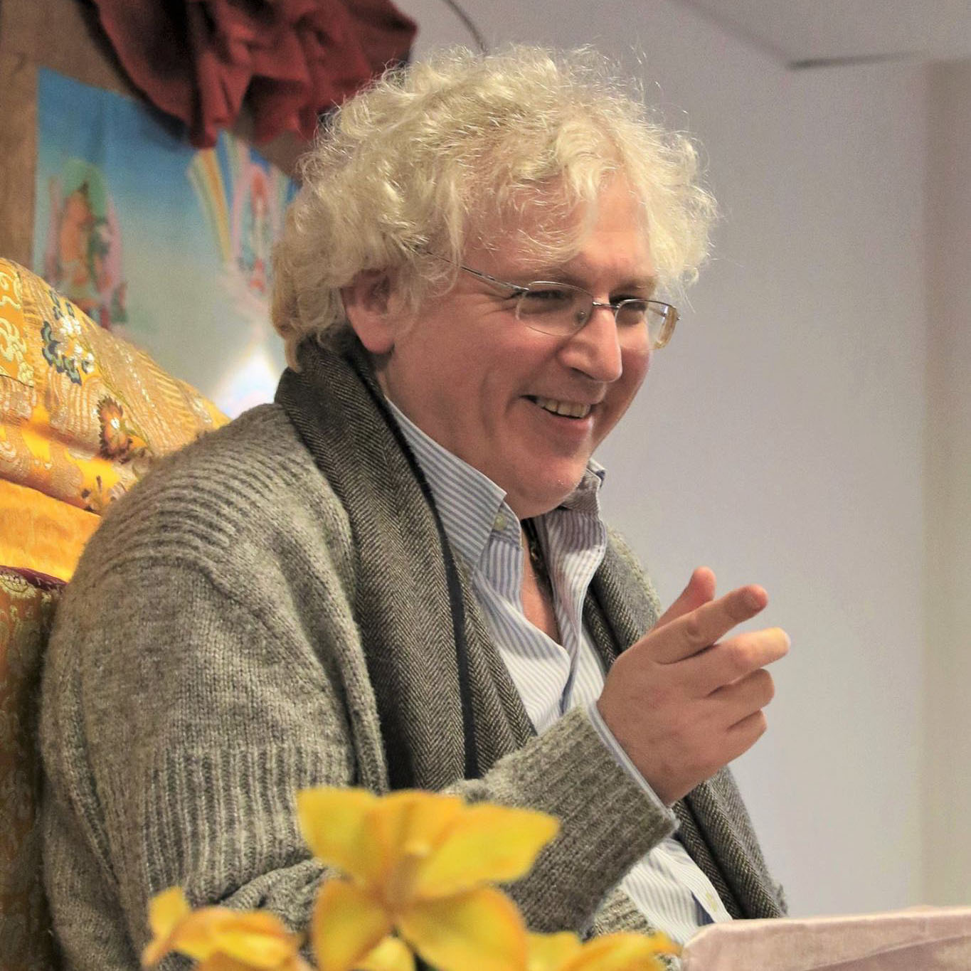 "MAJOR EVENT: Lama Jampa Thaye teaching in Bristol: ""A Garland of Jewels"" by Chogyal Phakpa and the Initiation of Namgyalma"
