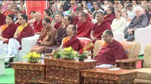 The Sakya Trizin Enthronement Ceremony : sakyabristol org