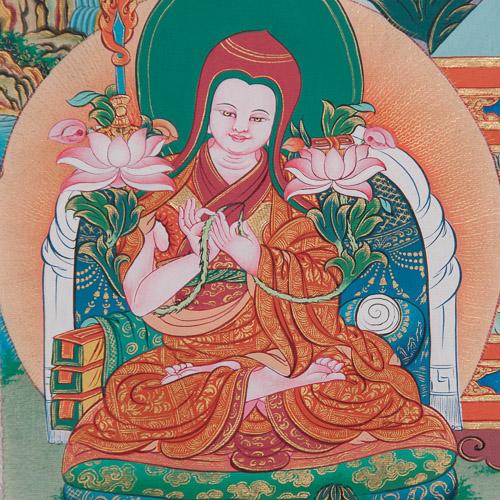 Sakya Pandita Guru Yoga