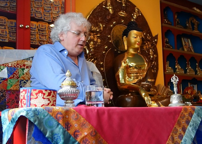 MAJOR EVENT: Lama Jampa Thaye teaching in Bristol