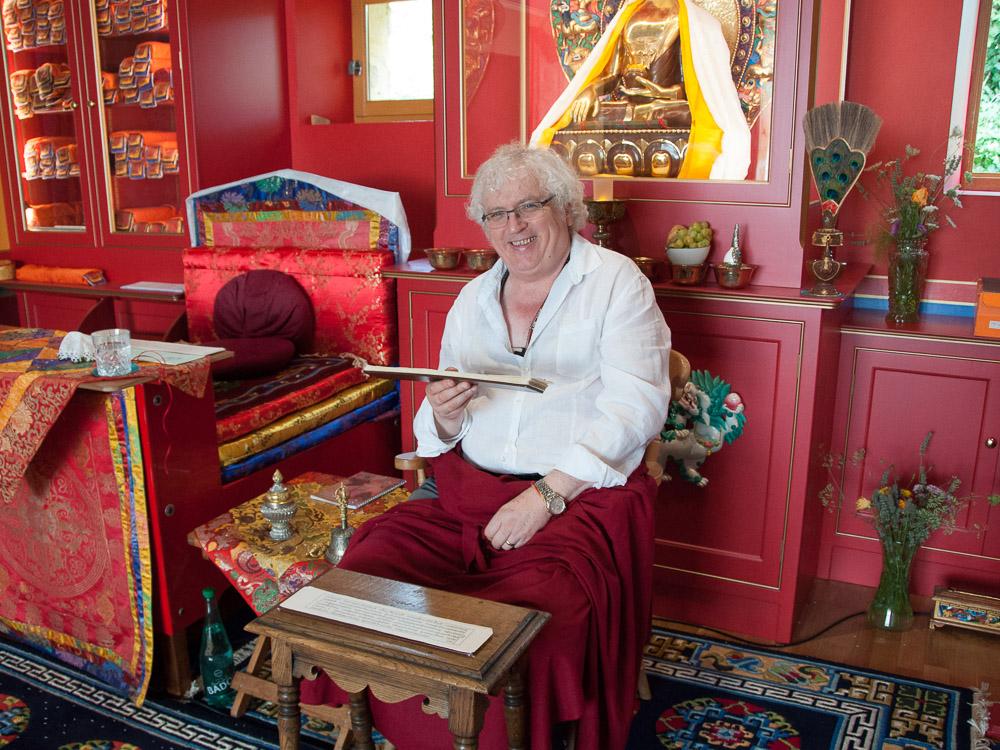 MAJOR EVENT: Lama Jampa Thaye teaching in Bristol