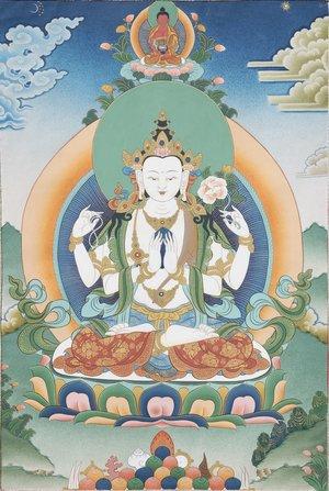 Three day Chenrezik retreat at the Sakya Buddhist Centre, Bristol