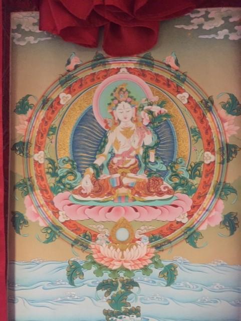 White Tara Meditation Day